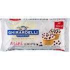 Ghirardelli Chocolate Semi-Sweet Mini Chips -10 oz bag