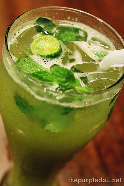 Green Tea Citrus P125