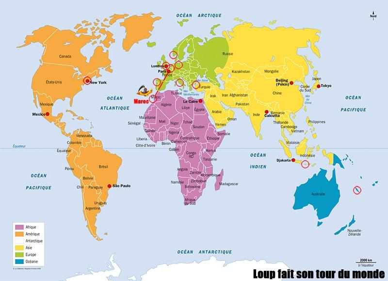 maroc carte du monde 26 Frais Maroc Sur Carte Du Monde