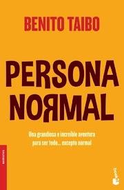 Reseña: Persona Normal - Benito Taibo