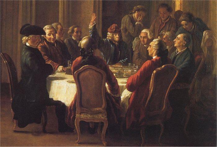 Arquivo: Un dîner de philosophes.Jean Huber.jpg