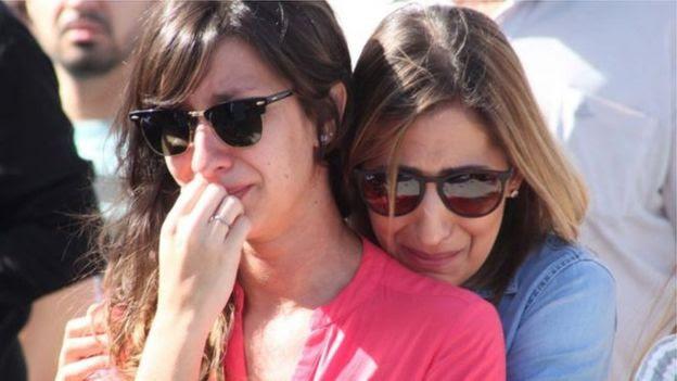 Velório das vítimas de chacina em Campinas