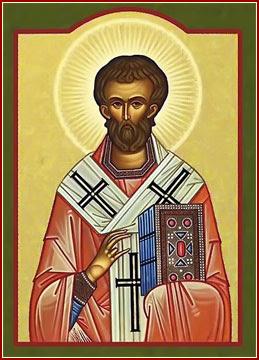 SAN TIMOTEO, Obispo y Mártir