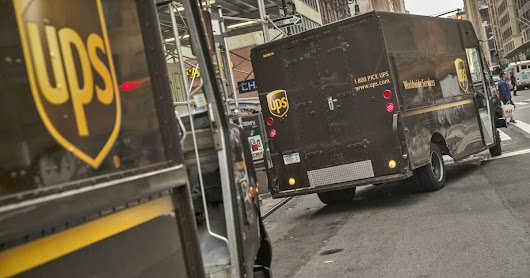 UPS will use VR to train its student delivery drivers