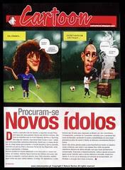 David_Luiz&Liedson by caricaturas