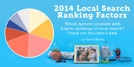 Local Search Ranking Factors 2015 - Moz