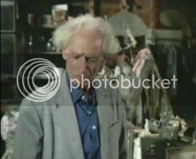 Samuel Fuller as Van Meer