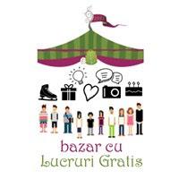 Bazar cu Lucruri Gratis la Cluj, Brasov si Bucuresti
