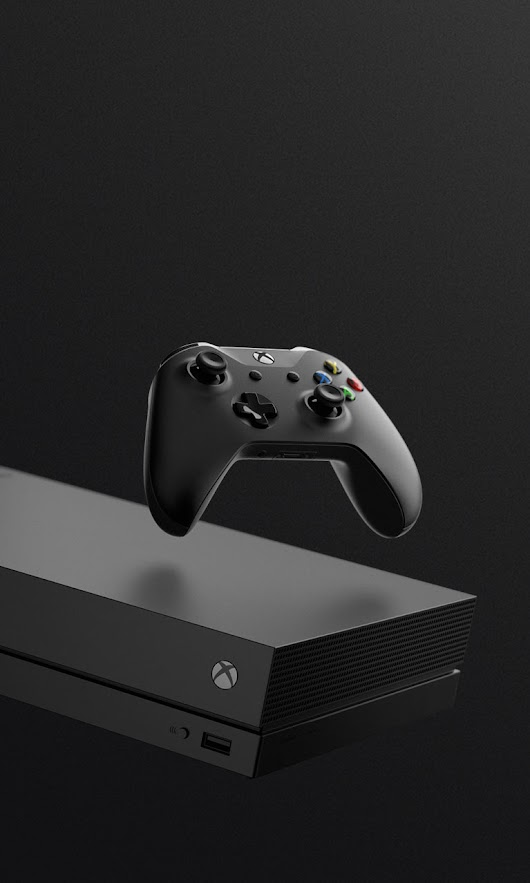 Xbox One X | The World's Most Powerful Console