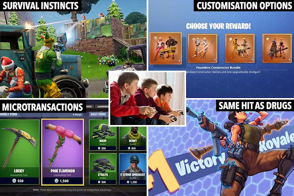 Google News Epic Games Announces 2019 Fortnite World Cup Overview