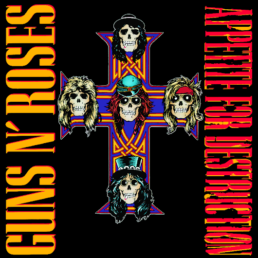 Guns`n`Roses CD-Release – Friday Night Rock Special