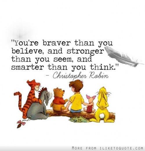 Quotes Tagged Under Christopher Robin