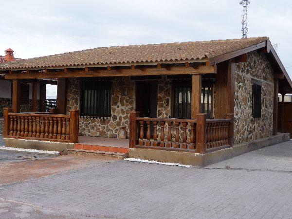 Casas de madera prefabricadas casas prefabricadas campestres - Casas de hormigon prefabricado precios ...
