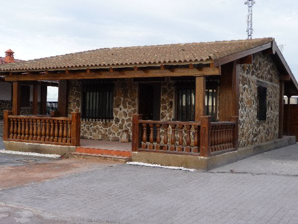 Casas de madera prefabricadas casas prefabricadas campestres - Precio casa prefabricada hormigon ...