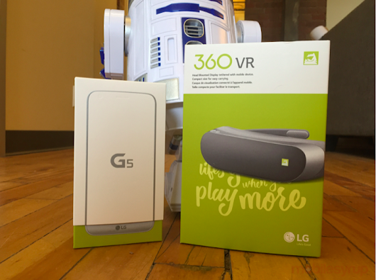 Win an LG G5 and LG 360 VR headset! | MobileSyrup.com