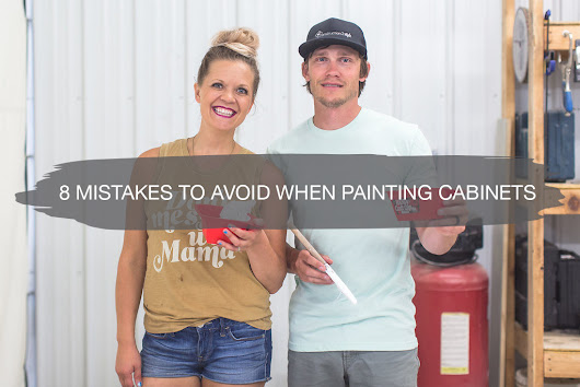 8 Mistakes to Avoid when Painting Cabinets | construction2style