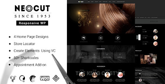 Download Neo Salon | Hair Salon Theme nulled | OXO-NULLED