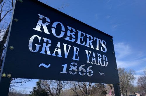 Roberts Grave Yard Rededication: Gone but Not Forgotten - The Northland News