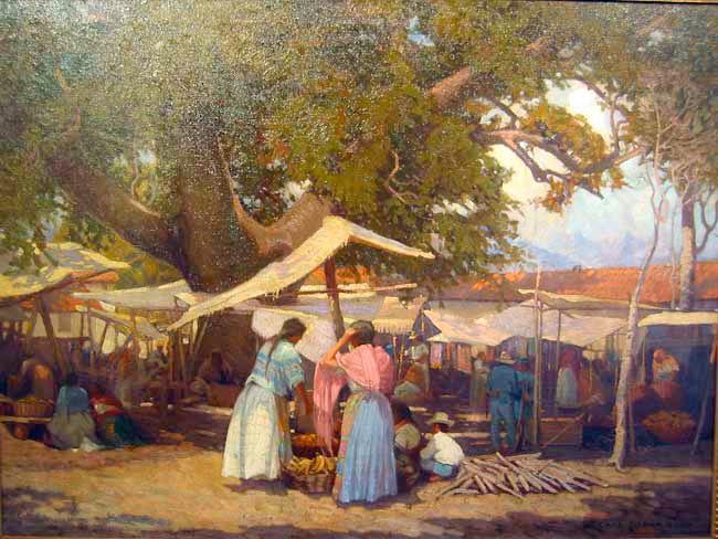 Central American Market, Esquintla
