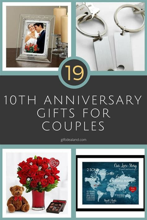 10th Marriage Anniversary Gift For Husband   Lamoureph Blog