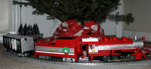 Start A Family Tradition With The Lionel Peanuts Christmas Train Set | Makobi Scribe