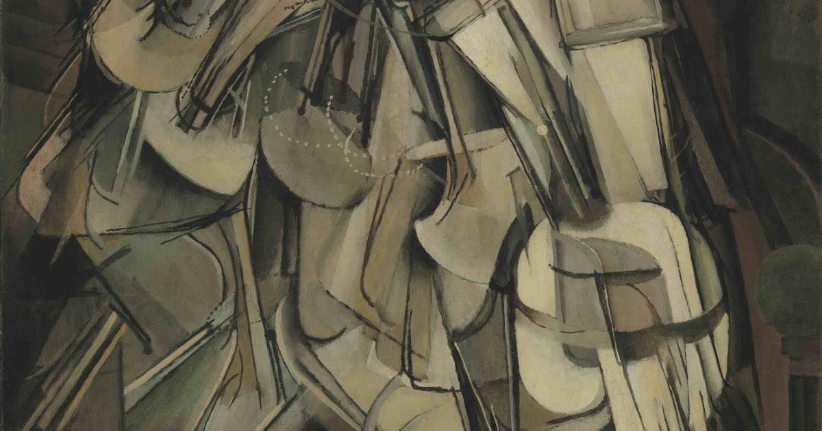 Fx Reflects: Marcel Duchamp. La Peinture, même au Centre Pompidou