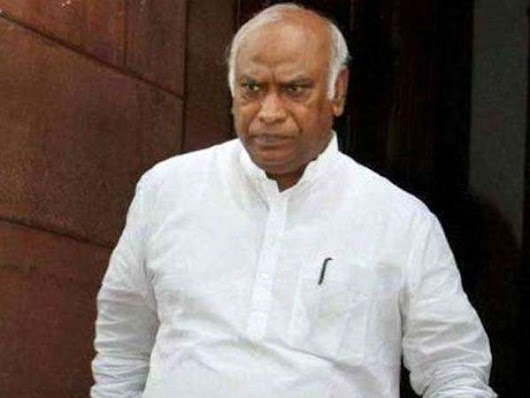 Kharge once again declines to attend Lokpal Selection Committee meetings - Oneindia News