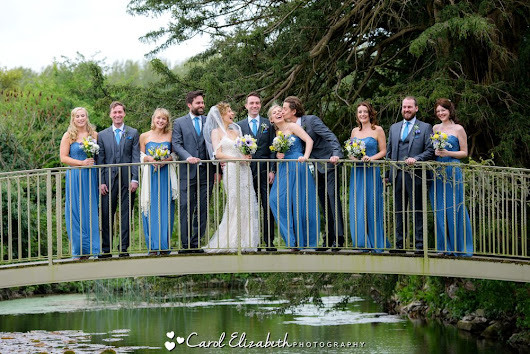 A spring wedding at Caswell House - Oxfordshire wedding photography