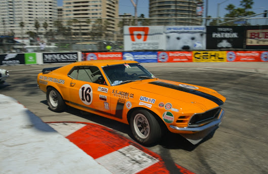 TransAm Challenge brings history, velocity to Toyota Grand Prix of Long Beach