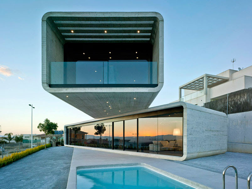 10 Examples Of Modern Architecture Homes Designcurial
