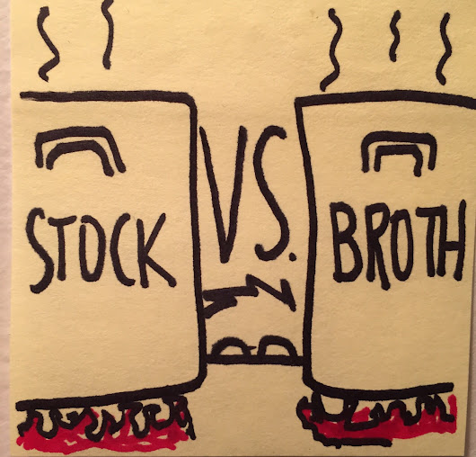 The Difference Between Stocks and Broths | ALTON BROWN