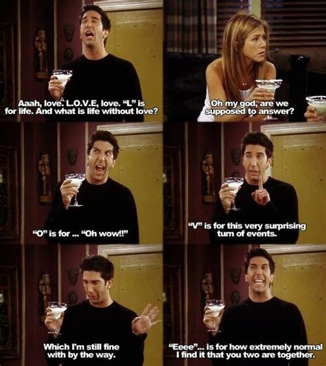 Friends Tv Show Quotes About Love
