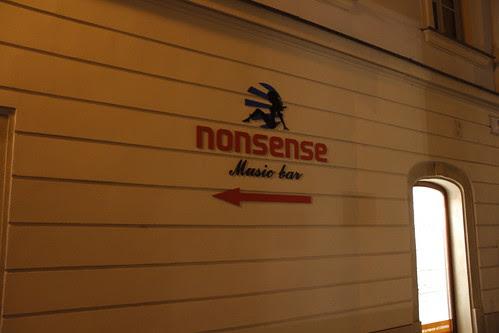 Nonsense Music Bar