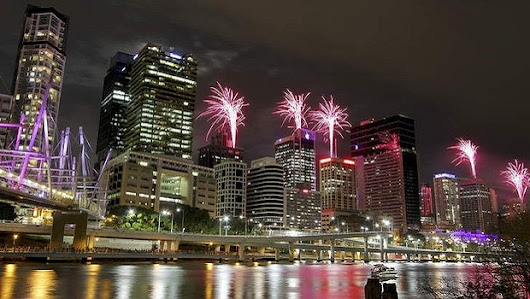 Discover Brisbane on New Years Eve 2018