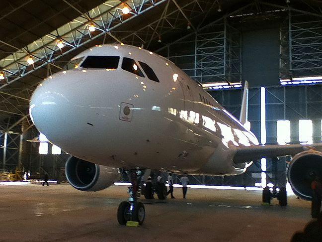 Air Zimbabwe A320 Airbus