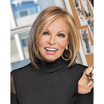 Play It Straight Lace Front & Monofilament Part Synthetic Womens Wig by Raquel Welch in R29S, Cap Size: Average, Length: Medium