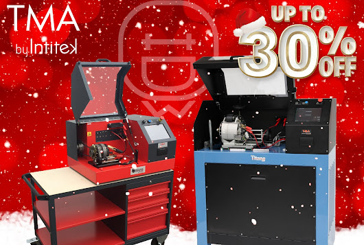 CHRISTMAS 2017 CAMPAIGN: INTITEK-TMA OFFERS LARGE DISCOUNT ON ITS PRODUCTS !