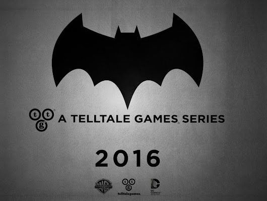 Batman episodic game series from Telltale Games will debut in 2016