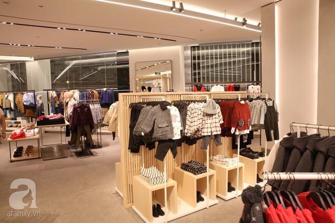 Zara cũng khai trương sớm tại Hà Nội, và đây là những hình ảnh đầu tiên bên trong cửa hàng - Ảnh 13.