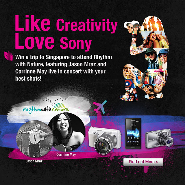 Like Creativity, Love Sony