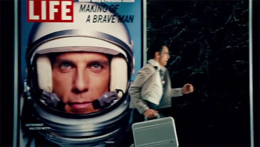 A vida real de Walter Mitty