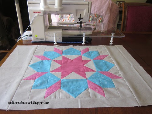 Sewing mat WIP