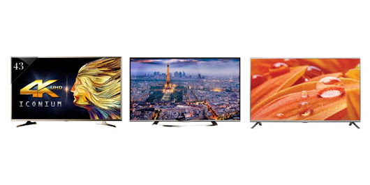 Best 42-43 inch LED TV for January 2016 in India