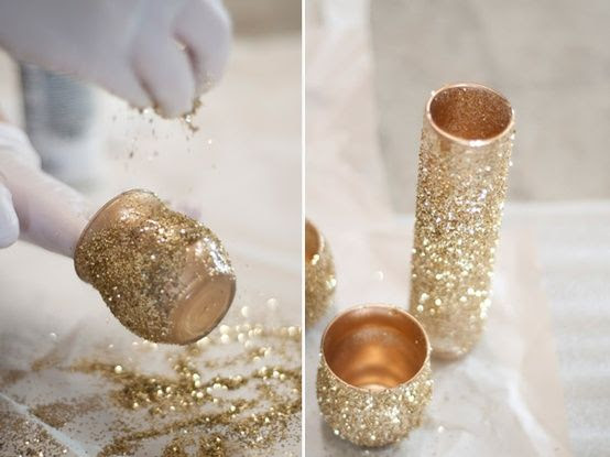 sparkly wedding decorations | ... you up, they will also make perfect Autumn wedding induction drinks