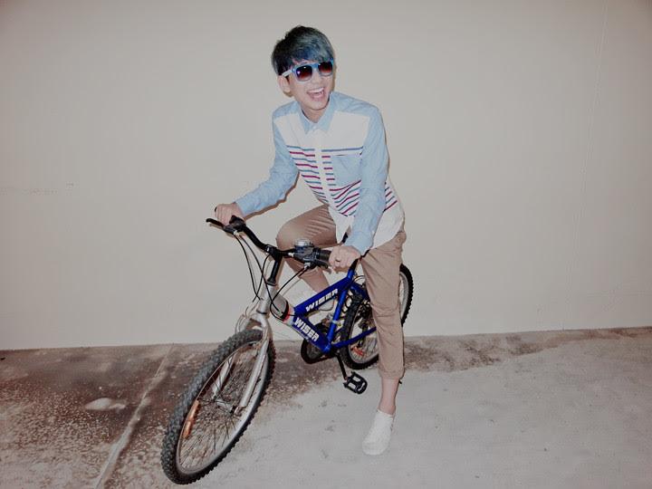 typicalben bicycle photoshoot