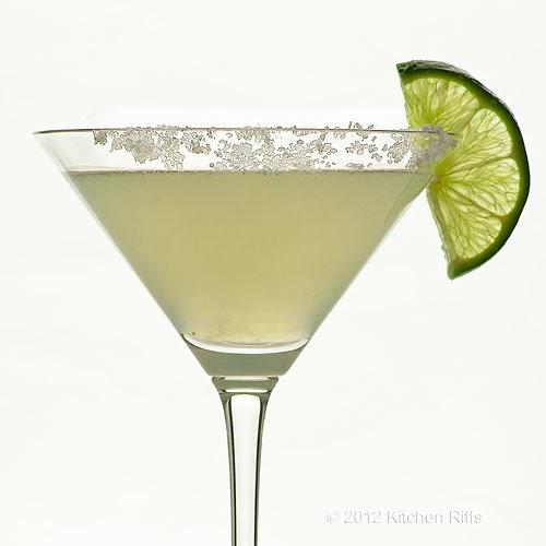 Margarita Drink: Kitchen Riffs: Classic Margarita Cocktail
