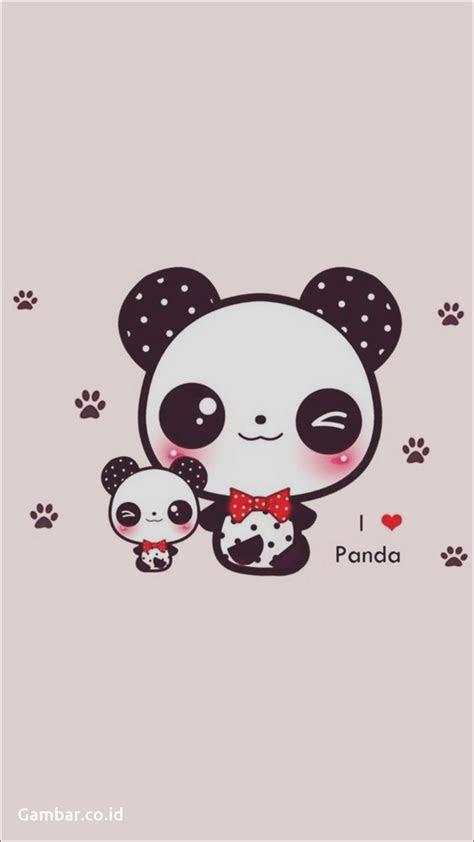 wallpaper panda lucu impremedianet