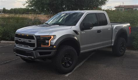 ford raptor colors add offroad