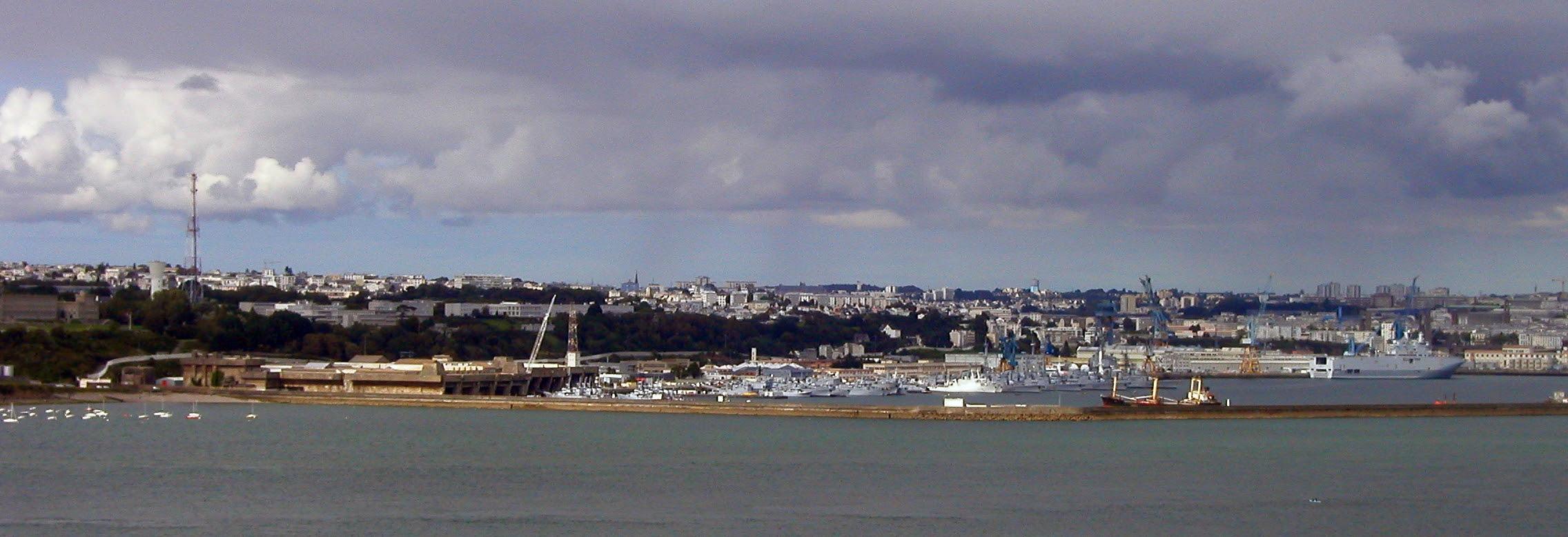 Brest Harbor