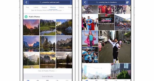Facebook Search Now Recognizes Objects in Photos - Search Engine Journal